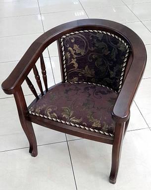Кресло с деревянными подлокотниками Берн, фото 2