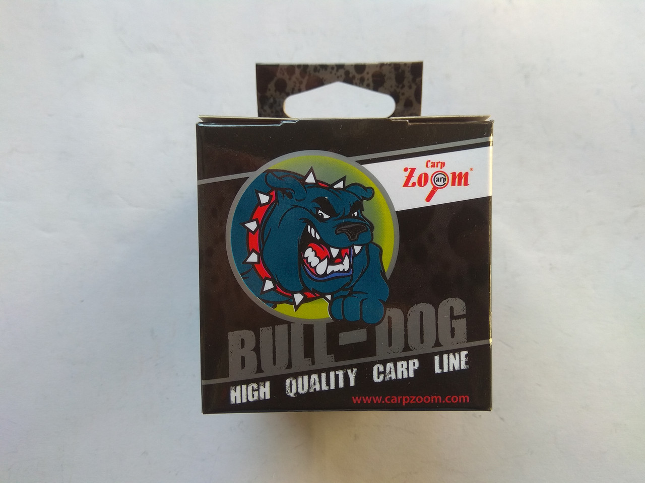 Леска Carp Zoom Bull-dog Dark Green 1000м 0.31
