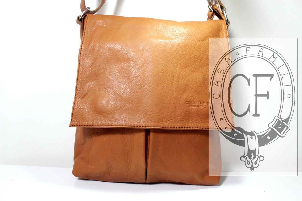 Купить кожаную сумку италия