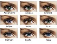 Цветные контактные линзы Bausch & Lomb SofLens Natural Colors
