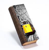 Шкатулка-пенал Желтый трамвай