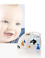 Ингалятор небулайзер для ребёнка компрессорный Norditalia HI-NEB(Италия)