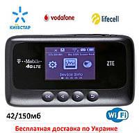 Мобильный модем 3G WiFi Роутер ZTE MF915 Киевстар, Vodafone, Lifecell