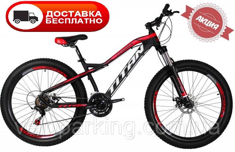 """Велосипед внедорожник фэтбайк TitanTundra 26"""" (2019) new"""