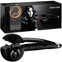 Профессиональная автоматическая плойка Babyliss Pro Perfect Curl для создания локонов волос