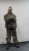 Костюм тактический камуфлированный прорезиненый, резиновый, водонепроницаемый