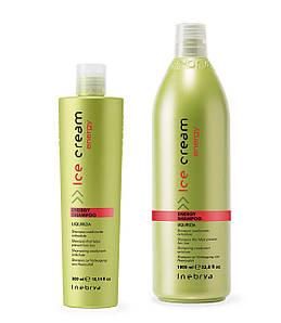 Тонизирующий шампунь против выпадения волос Inebrya Ice Cream Energy Shampoo 300 мл