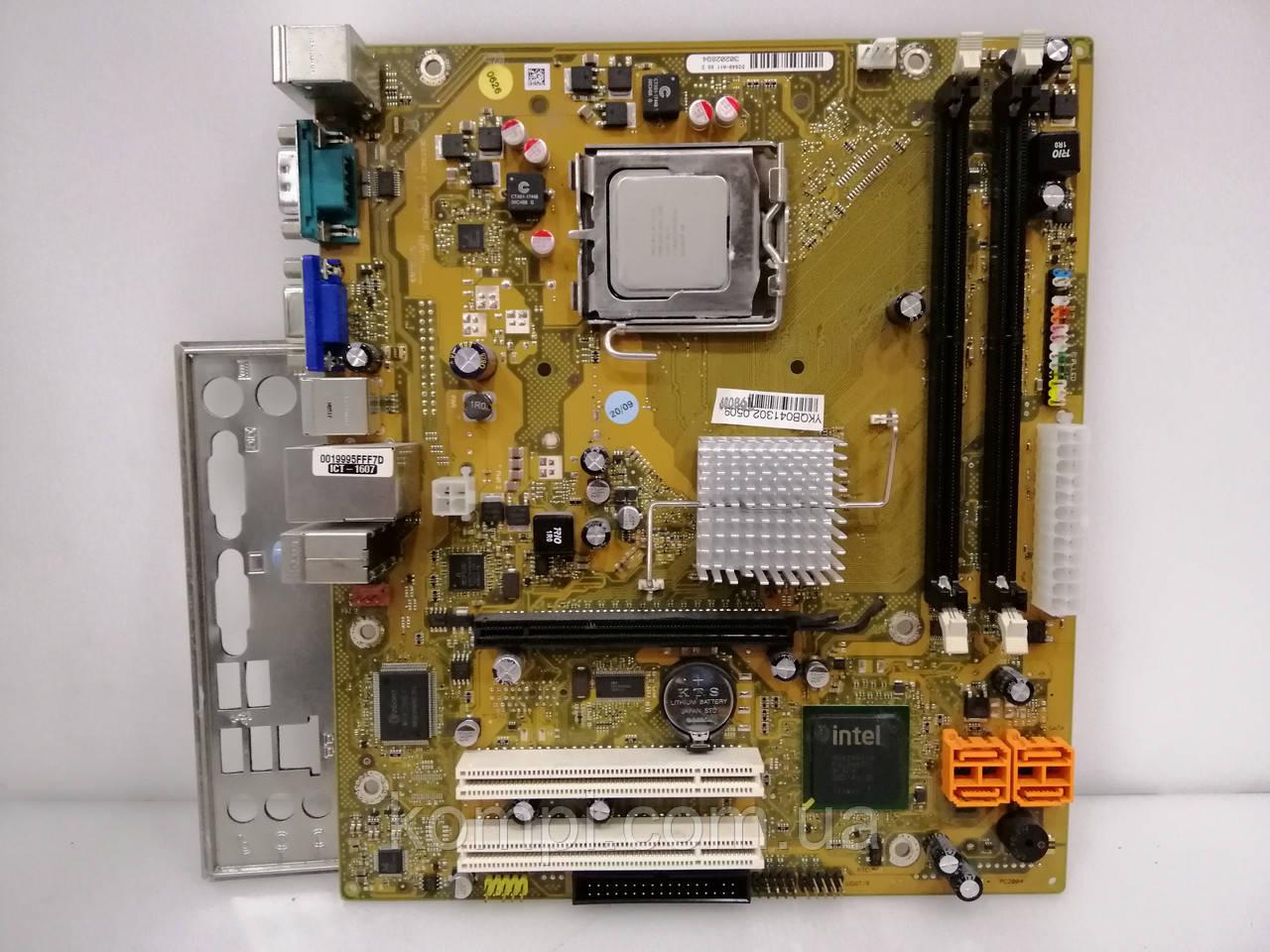 Материнская плата Fujitsu-Siemens D2840-A11 GS 2+E5200  S775/QUAD DDR2