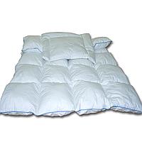 """Одеяло и подушка для новорожденного """"Зимний сон"""""""