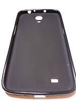 Чехол TPU для Samsung Galaxy Mega 6.3 i9200 черный