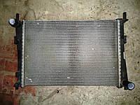 Радиатор охлаждения форд фиеста фьюжн