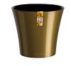 Вазон для цветов Arte 0,6 л. Золото