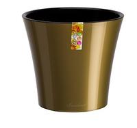 Вазон для цветов Arte 0,6 л. Золото, фото 1
