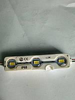 Світлодіодний модуль SW Power 1.2Вт 3 led SMD 5730 с лІнзою IP68