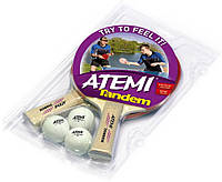 Набор для настольного тенниса Atemi Tandem (20010)