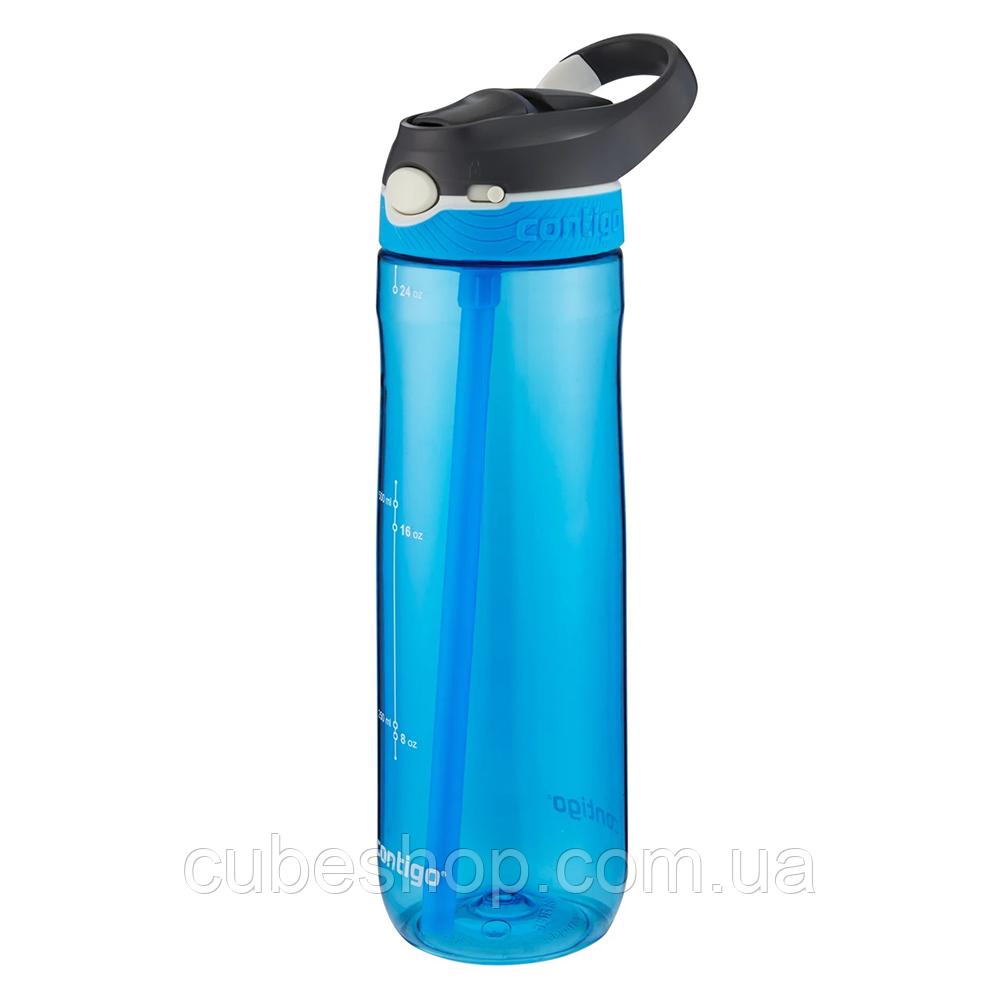 Спортивная бутылка для воды Contigo Ashland Electric Blue (720 мл)