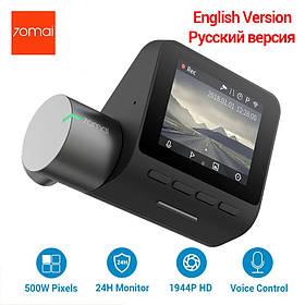 Видеорегистратор Xiaomi 70mai Smart Dash Cam Pro 1944P 2K РУССКИЙ