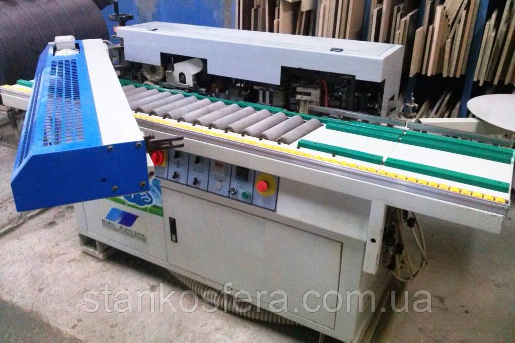 Кромкооблицовочный станок бу F11B (Китай) проходной автомат 2008 г. в.