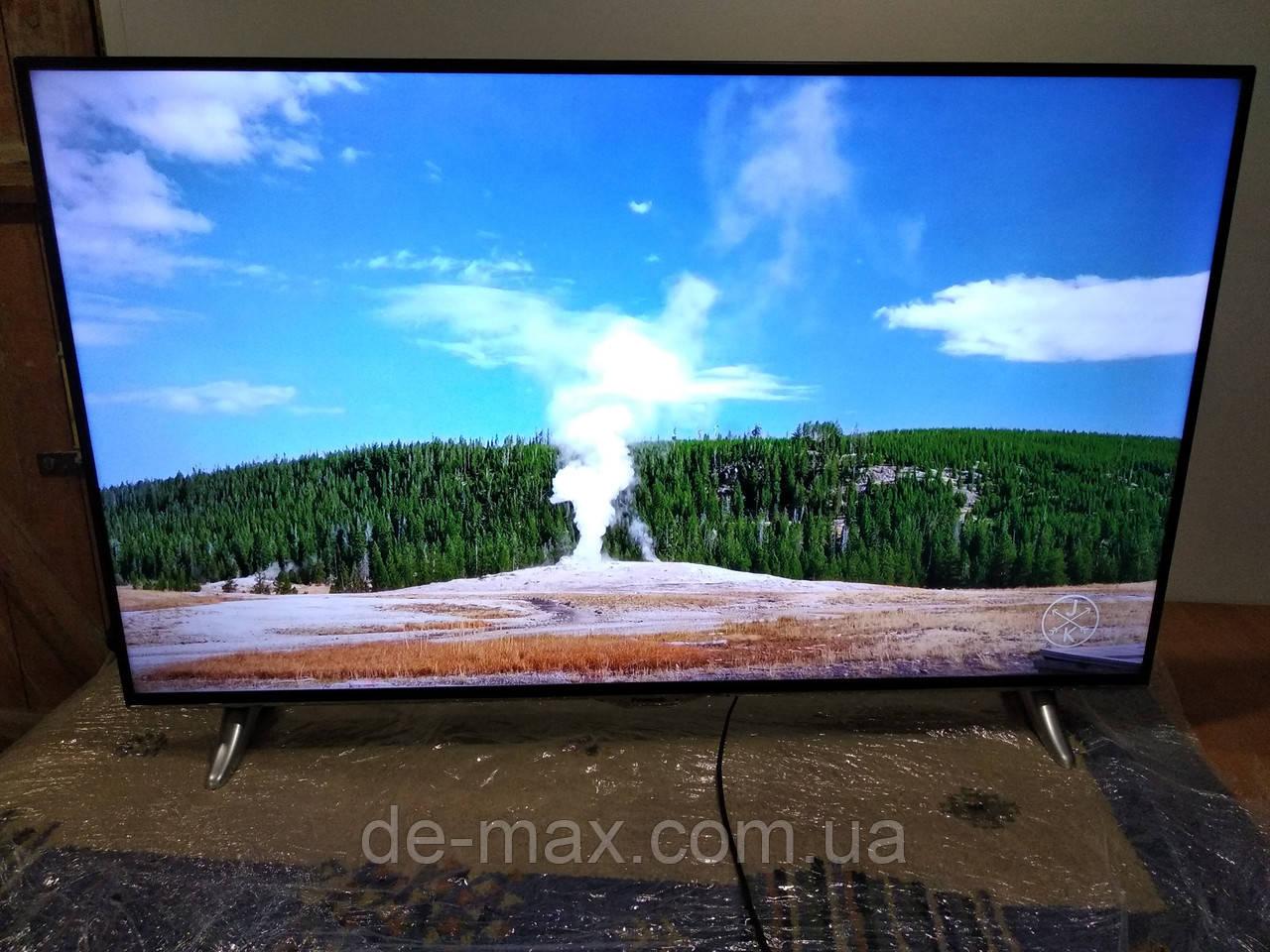 Телевизор 48 дюймов Panasonic TX-48CXW404 UHD 4K Smart TV 3D Т2