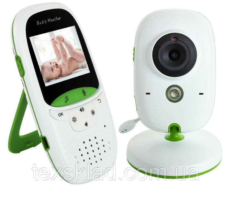 """Радіоняня беспроводная Видеоняня baby monitor TFT 2,0"""" VB602"""