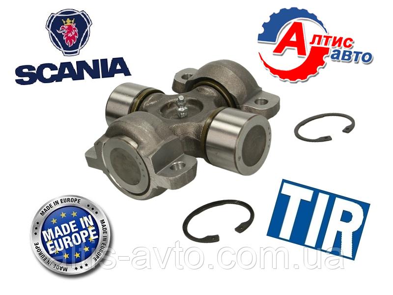 Хрестовина карданного валу Scania 2,3,4 57x164 Євро 3-5