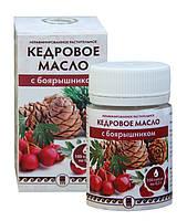 Кедровое масло с боярышником поливитамины Омега 3,6, витамины А, Е, Д, К, В, для сердца, сосудов