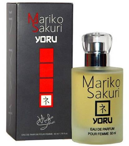 Женские духи с феромонами Mariko Sakuri Yoru, 50 мл, фото 2