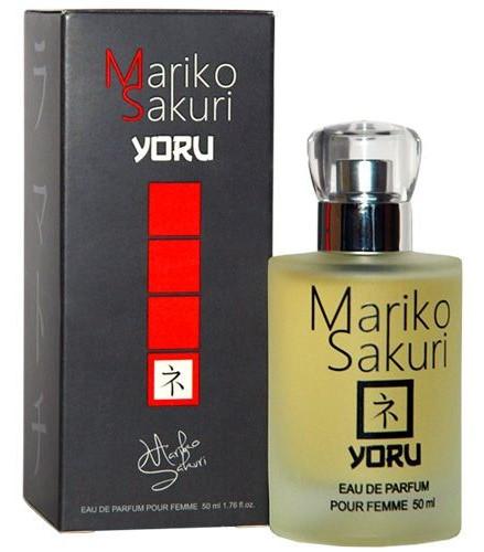 Женские духи с феромонами Mariko Sakuri Yoru, 50 мл