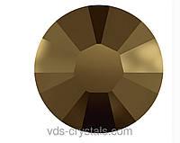 Камни Сваровски клеевые горячей фиксации 2038 Crystal Dorado F (001 DOR)