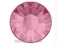 Камни Сваровски клеевые горячей фиксации 2038 Light Rose F (223)