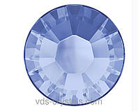 Стразы Swarovski клеевые горячей фиксации 2038 Light Sapphire F (211)