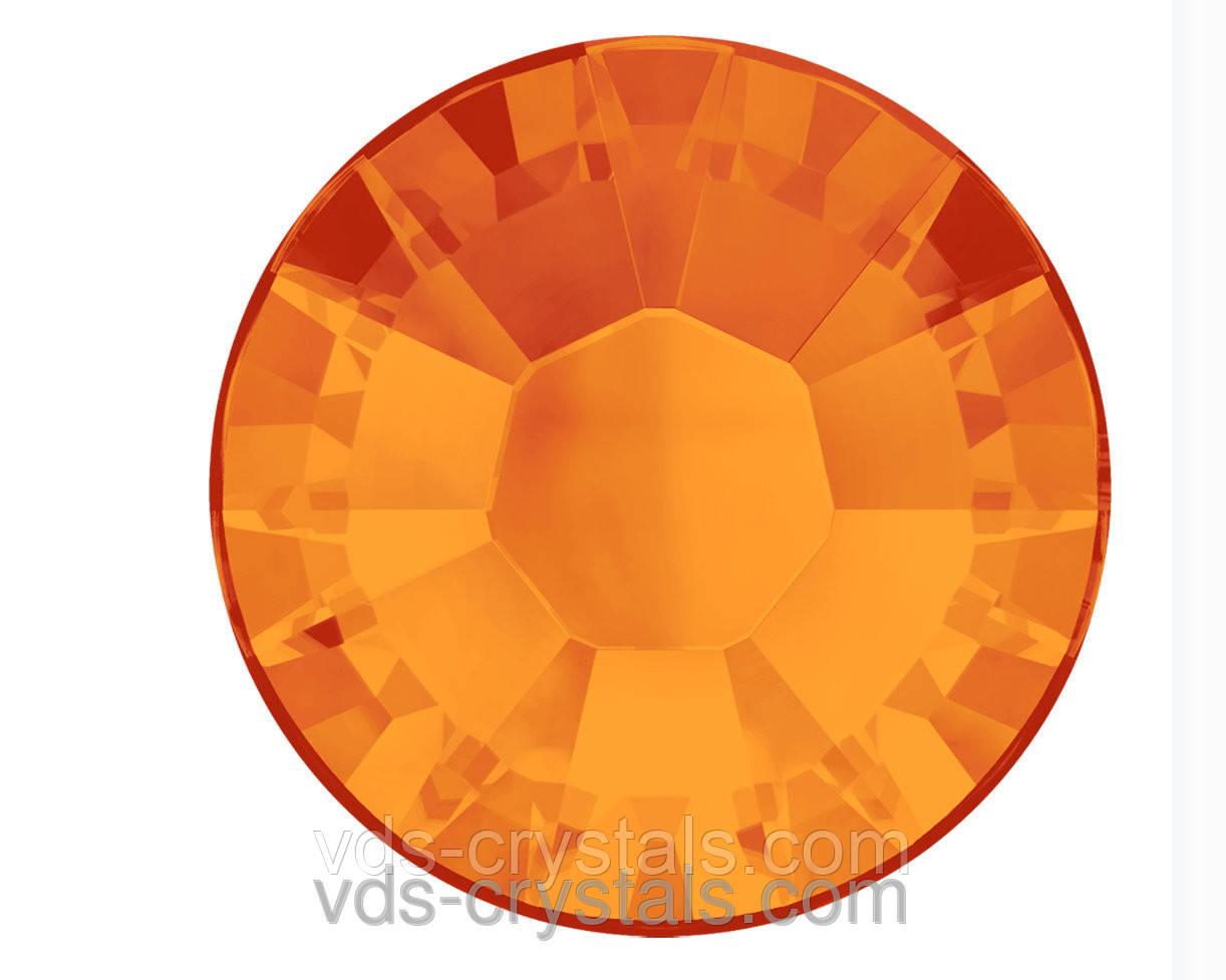 Стразы Swarovski клеевые горячей фиксации 2038 Sun F (248) (упаковка 1440 шт.)