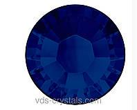 Клейові стрази Swarovski холодної фіксації 2058 Cobalt F (369)