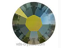 Кристаллы Сваровски клеевые холодной фиксации 2058 Crystal Iridescent Green F (001 IRIG)