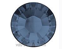 Кристали Сваровскі клейові холодної фіксації 2058 Denim Blue F (266)