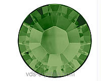 Стразы Сваровски клеевые холодной фиксации 2058 Fern Green F (291)