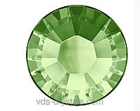 Стразы Swarovski клеевые холодной фиксации 2058 Peridot F (214)
