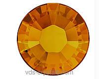 Кристаллы Сваровски клеевые холодной фиксации 2058 Tangerine F (259)
