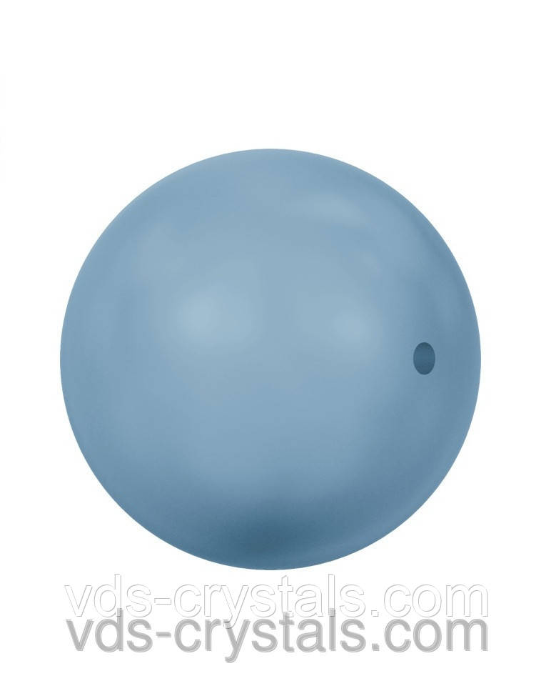 Жемчуг Сваровски круглый 5810 Crystal Turquoise Pearl (001 709)