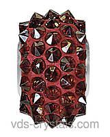 Намистини Swarovski 80401 Crystal Red Magma (001 REDM)