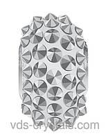 Бусины Swarovski пандора украшения 80401 Crystal Comet Argent Light V (001 CAL)