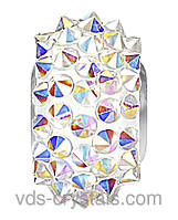 Намистини Swarovski crystals 80401 Crystal Aurore Boreale (001 AB)