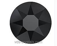 Камені Сваровські клейові гарячої фіксації 2078 Jet (280)