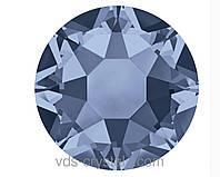 Кристаллы Сваровски клеевые горячей фиксации 2078 Denim Blue F (266)