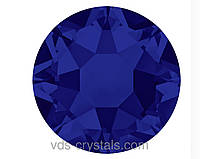 Кристаллы Сваровски клеевые горячей фиксации 2078 Cobalt F (369)