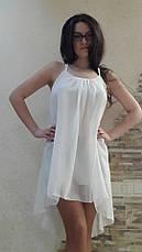 Платье на брительках, фото 2