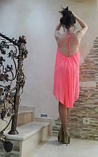 Платье на брительках, фото 3