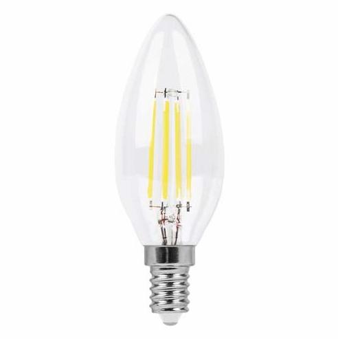 Feron светодиодная лампа LB-158 C37 E14 2700K