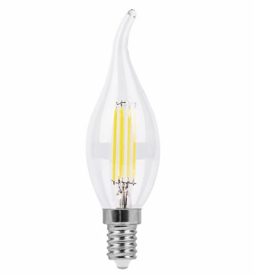 Feron светодиодная лампа LB-159 CF37 E14 4000K