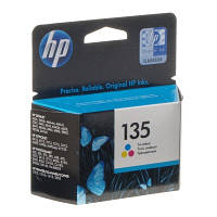 Картридж струйный HP для DJ 5743/6543 HP 135 Color (C8766HE)
